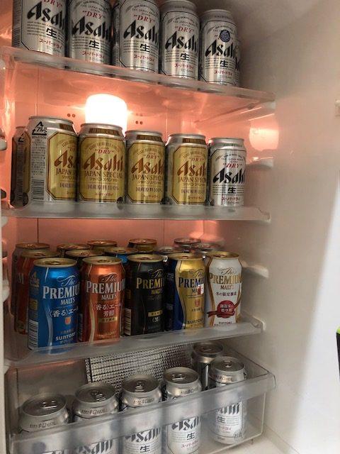 忘年会用ビール